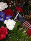 BACKSTAGE MEMORIAL DAY SPECIAL from Backstage Florist in Richardson, Texas