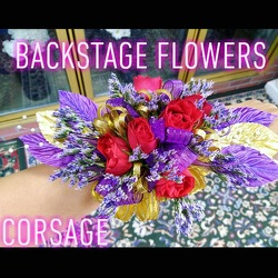 from Backstage Florist in Richardson, Texas