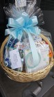 BABY BOY BASKET from Backstage Florist in Richardson, Texas