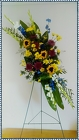 SUMMER SUNFLOWER SPRAY from Backstage Florist in Richardson, Texas