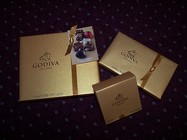 Godiva Chocolates from Backstage Florist in Richardson, Texas