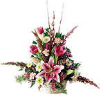 FTD Basket Of Stars Bouquet from Backstage Florist in Richardson, Texas