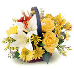 FTD Autumn Beauty Bouquet from Backstage Florist in Richardson, Texas