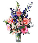 FTD Bright and Beautiful Bouquet from Backstage Florist in Richardson, Texas