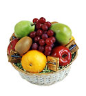 FTD Fruit & Chocolate Basket from Backstage Florist in Richardson, Texas