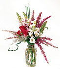 FTD Cascading Glory Bouquet from Backstage Florist in Richardson, Texas