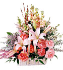 FTD Fresh Breeze Bouquet from Backstage Florist in Richardson, Texas