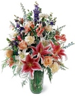 Star Gazer Bouquet from Backstage Florist in Richardson, Texas