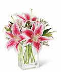 Pink Lily Bouquet from Backstage Florist in Richardson, Texas