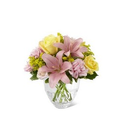 The FTD Sweet Effects Bouquet by Vera Wang from Backstage Florist in Richardson, Texas