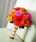 The FTD New Sunrise Bouquet from Backstage Florist in Richardson, Texas