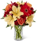 The FTD Autumn Roads Bouquet from Backstage Florist in Richardson, Texas