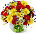 The FTD All For You Bouquet from Backstage Florist in Richardson, Texas