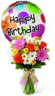 The FTD Birthday Cheer Bouquet from Backstage Florist in Richardson, Texas