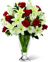 The FTD Grand Occasion Bouquet by Vera Wang from Backstage Florist in Richardson, Texas
