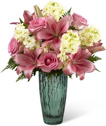 The FTD Perfect Day Bouquet for Kathy Ireland Home