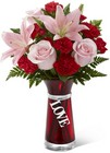 The FTD Hold My Heart Bouquet from Backstage Florist in Richardson, Texas