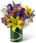 The FTD Sunlit Wishes Bouquet from Backstage Florist in Richardson, Texas