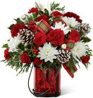 The FTD Holiday Wishes Bouquet by Better Homes and Gardens  from Backstage Florist in Richardson, Texas