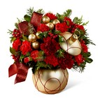 The FTD Holiday Delights Bouquet from Backstage Florist in Richardson, Texas