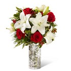 The FTD Holiday Elegance Bouquet from Backstage Florist in Richardson, Texas