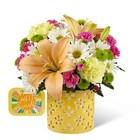The FTD Brighter Than Bright Bouquet by Hallmark from Backstage Florist in Richardson, Texas