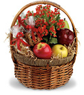 Health Nut Basket from Backstage Florist in Richardson, Texas