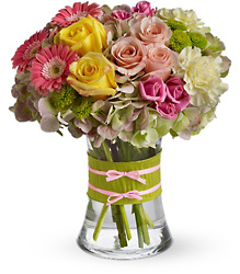 Fashionista Blooms from Backstage Florist in Richardson, Texas