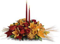 Graceful Glow Centerpiece from Backstage Florist in Richardson, Texas