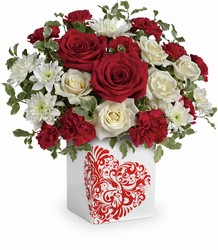 Teleflora's Best Friends Forever Bouquet from Backstage Florist in Richardson, Texas