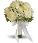 Lacy Rose Bouquet from Backstage Florist in Richardson, Texas