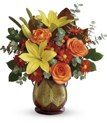 Teleflora's Citrus Harvest Bouquet