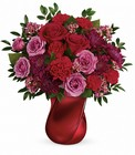 Teleflora's Mad Crush Bouquet from Backstage Florist in Richardson, Texas
