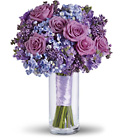 Lavender Heaven Bouquet from Backstage Florist in Richardson, Texas