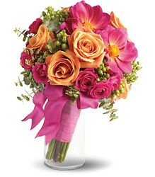 Passionate Embrace Bouquet from Backstage Florist in Richardson, Texas