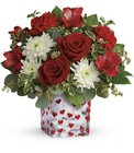 Teleflora's Happy Harmony Bouquet from Backstage Florist in Richardson, Texas