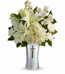 Teleflora's Shining Spirit Bouquet from Backstage Florist in Richardson, Texas