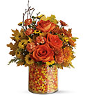 Candy Corn Surprise Bouquet