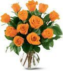 ORANGE ROSE SPECIAL from Backstage Florist in Richardson, Texas