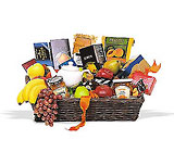 Grande Gourmet Fruit Basket from Backstage Florist in Richardson, Texas